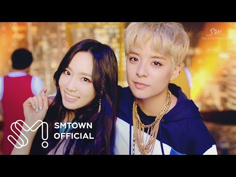 AMBER 엠버_SHAKE THAT BRASS ~MV Teaser 2 with TaeYeon