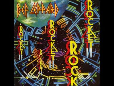 Rocket - Def Leppard (HQ Sound)