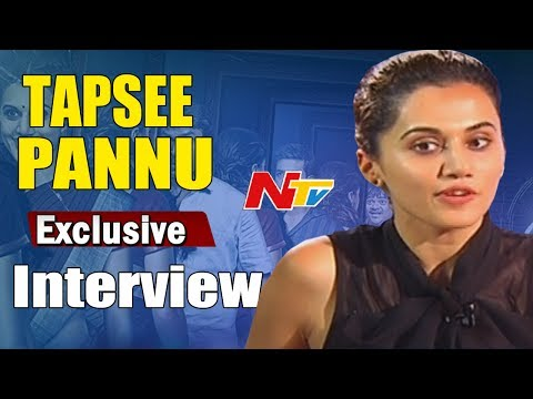 Taapsee Pannu Exclusive Interview | Weekend Guest