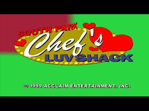 south park chef luv shack nintendo 64