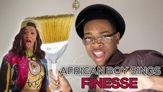 image of AFRICAN BOY SINGS