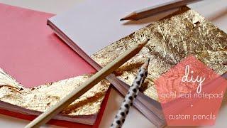 back-to-school-diy-gold-leaf-notebooks-custom-pencils-