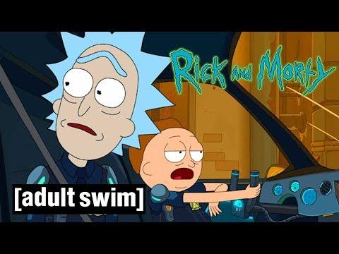 Rick and Morty | Politisch korrekt | Adult Swim