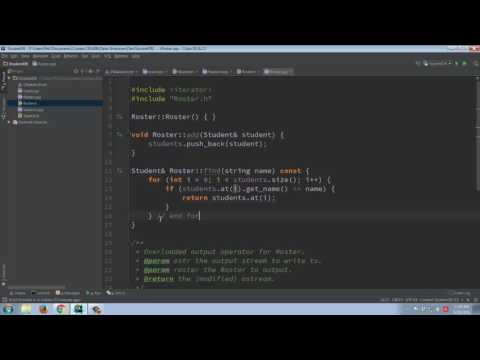 C++ Class containing vector of objects; STL copy, find_if; lambdas & capture