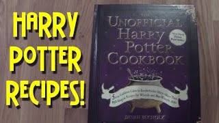 Harry Potter Recipes (plus PIECAKEN!)