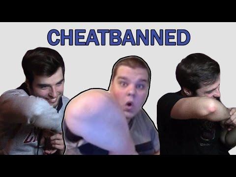Реакция на CHEATBANNED'a (\