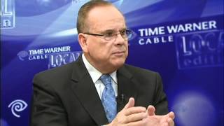 State Treasurer Bill Lockyer discusses issues of statewide significance (Budget)