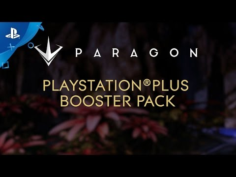 Paragon - PlayStation Plus Booster Pack Trailer | PS4
