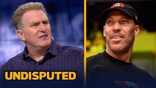 Michael Rapaport On LaVar Ball 'He Wishes He Was A Kardashian'  UNDISPUTED