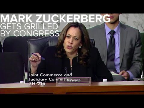 Zuck gets blasted on Capitol Hill