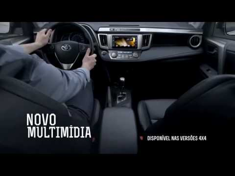 Toyota RAV4 Diferente de tudo, igual a você
