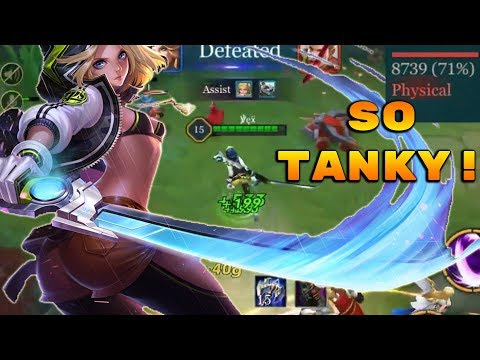 UNKILLABLE BUTTERFLY BEST BUILD! - Arena of Valor Butterfly Gameplay #2