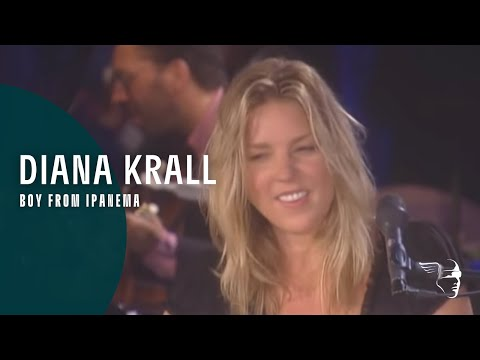 Video Diana Krall - Boy From Ipanema (Live In Rio) download in MP3, 3GP, MP4, WEBM, AVI, FLV January 2017