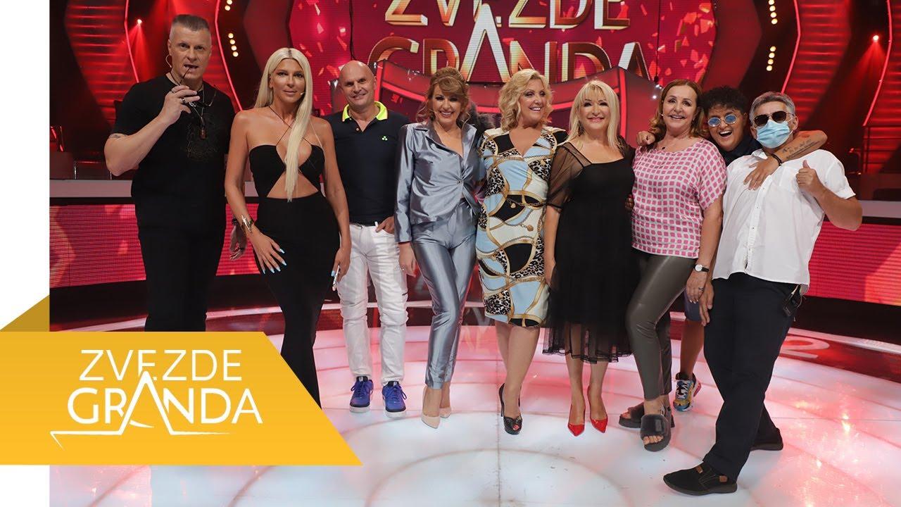 ZVEZDE GRANDA 2020 – cela 36. emisija (03. 10.) – trideset šesta epizoda – snimak