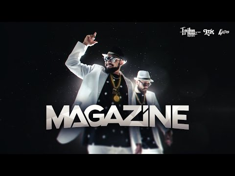 MAGAZINE - Tribo da Periferia ft. Look (Clipe Oficial)