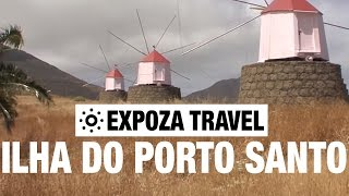 Porto Santo Portugal  city photo : Ilha do Porto Santo (Portugal) Vacation Travel Video Guide