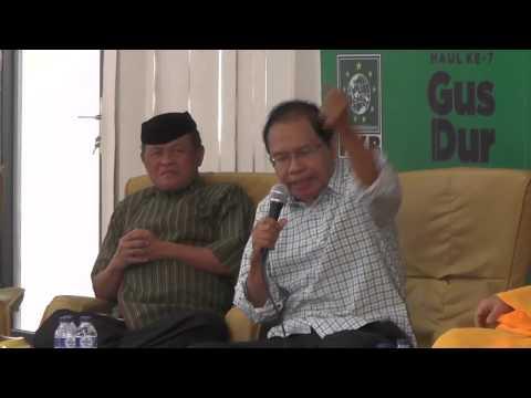 Pesan Untuk Ahok, Rizal Ramli: Gusdur Tidak Membela Minoritas Yang Menindas!