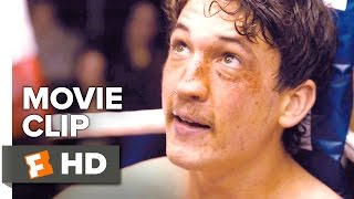 Nonton Bleed For This Movie Clip   Show Me How You Fight  2016    Miles Teller Movie Film Subtitle Indonesia Streaming Movie Download