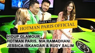 Video HOTMAN PARIS OFFICIAL: HIDUP GLAMOUR (HOTMAN PARIS, NIA RAMADHANI, JESSICA ISKANDAR & RUDY SALIM) MP3, 3GP, MP4, WEBM, AVI, FLV Juni 2019