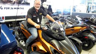 5. Can Am Spyder Roadster RT vs. RS  (480) 503-3333  RideNow Powersports Chandler - Chandler, AZ