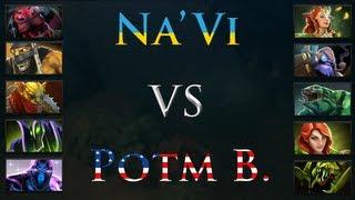 PotmBot vs Na'Vi #004