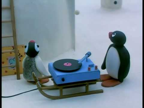 Pingu - Has An Idea