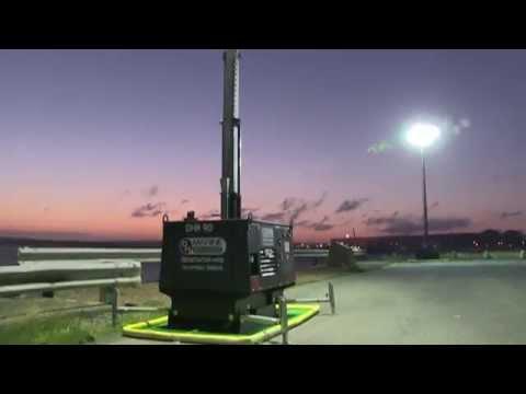 DH Marine Lighting Towers