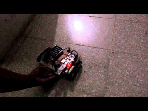 Recherche pour future projet robotique