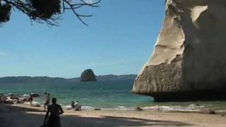 Coromandel New Zealand  city images : Cathedral Cove, Coromandel, New Zealand