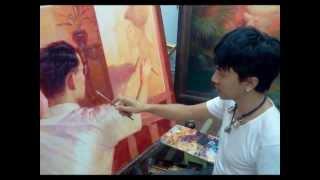 Yudthakit Plasomphol/Thailand Artist.