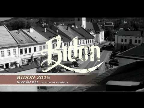 Bidon (Polom) - BIDON 2015 - HLEDÁM DÁL /cd RETRO/ živě