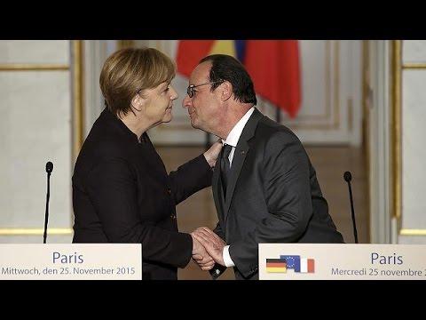 Το Παρίσι ζητά μεγαλύτερη εμπλοκή του Βερολίνου στη μάχη κατά του ΙΚΙΛ