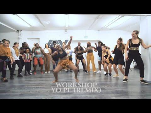 Innoss'B Ft Diamond Platnumz - Yope Remix (Dance Video by @mishaa_officiel)