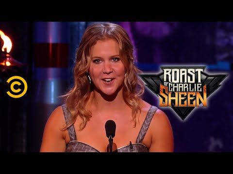 Roast of Charlie Sheen: Amy Schumer - Slutty Face Tattoo (Comedy Central)