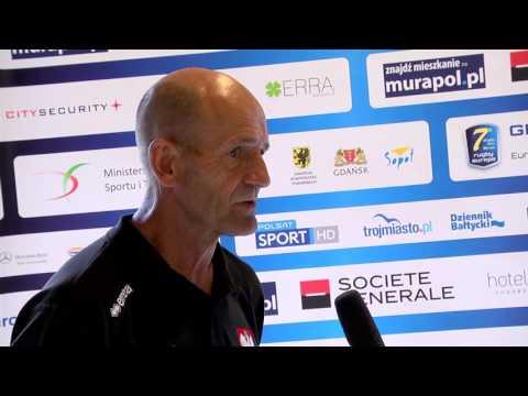 Blikkies Groenewald o szansach Polaków na Euro 2016