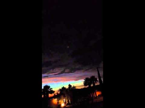 Ufo ufos over tucson Oro valley arizona AZ