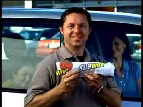 Subway Commercial - Stinky Sub