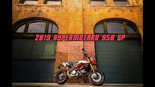9. Ducati Hypermotard 950 SP | In Depth Review| Learn How to Adjust Electronic Assists