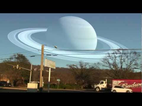 planet - New Video!: https://www.youtube.com/watch?v=oBDZtt0vWD8 This is a visualization of what it might be like if the Moon was replaced with some of the other plan...