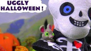 Uggly halloween