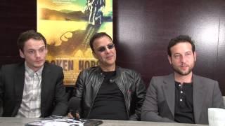 Nonton Broken Horses  Anton Yelchin  Vidhu Vinod Chopra  And Chris Marquette Exclusive Interview Film Subtitle Indonesia Streaming Movie Download