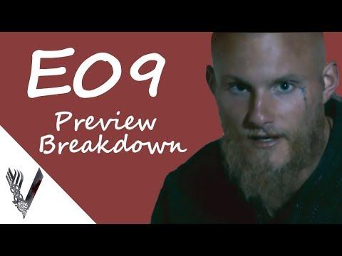 Vikings Season 5 Episode 9 Preview/Promo Breakdown