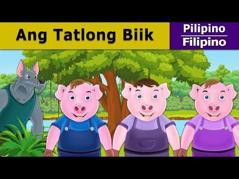 Ang Tatlong Biik | Kwentong Pambata | Mga Kwentong Pambata | Filipino Fairy Tales