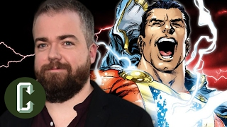 Shazam Movie Hires Lights Out Director David F. Sandberg  - Collider Video by Collider