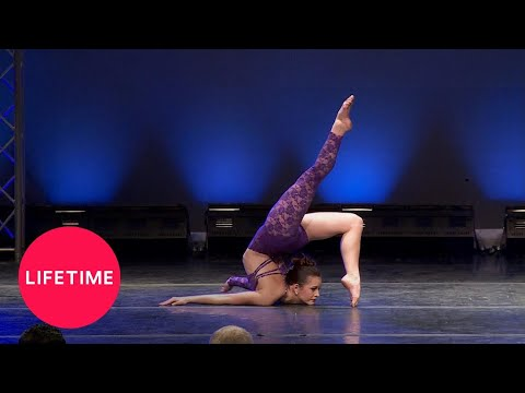"Dance Moms: Brooke's Solo - ""Purple Reign"" (Season 4) 