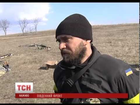 Весь день бойовики не припиняють обстрілювати селище Широкине поблизу Маріуполя