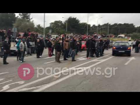 Video - Χίος - Λέσβος: Ατακτη υποχώρηση των ΜΑΤ-Πήραν τα όπλα οι κάτοικοι στα νησιά