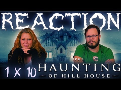 "The Haunting of Hill House 1x10 FINALE REACTION!! ""Silence Lay Steadily"""
