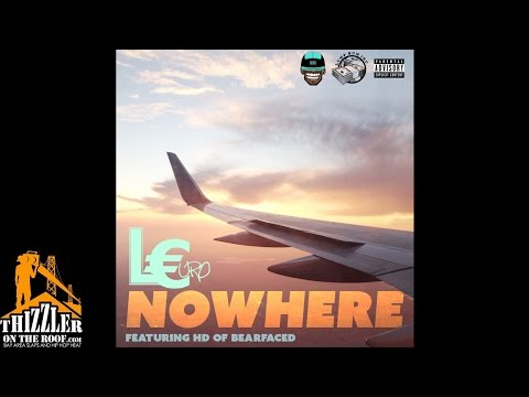 L.Euro Ft. HD of Bearfaced - No Where (prod. Chad Mad) [Thizzler.com]