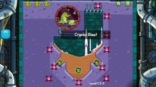Other versions such as Android and iOS, a bomb at this level does not immediately explode. This must be bug on while porting the game to Windows 8. So I made this video to help you guys solve this level :DABOUT WHERE'S MY WATER? 2I have tried Where's My Water? 2 both on Windows 8 and iOS version, but the Windows 8 version looks like very buggy and no facebook connection. So I can't sync progress from my iPad :(Wondering why second sequence is not available for Android. o.ODon't forget to like and subscribe for more incoming GREAT videos!!!